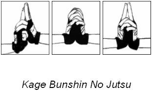 How To Do A Shadow Clone Jutsu I Mean What Hand Signs Make It Quora