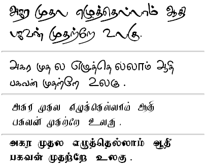 Download tamil fonts free download for photoshop