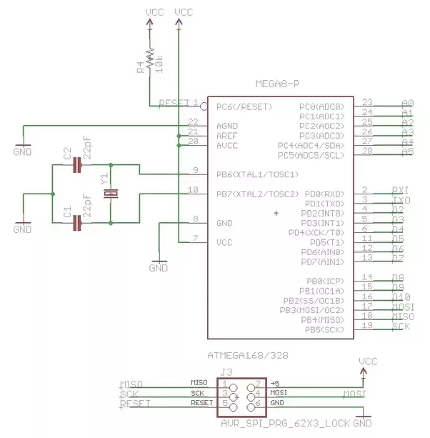 can i use atmega328p without arduino just using it in