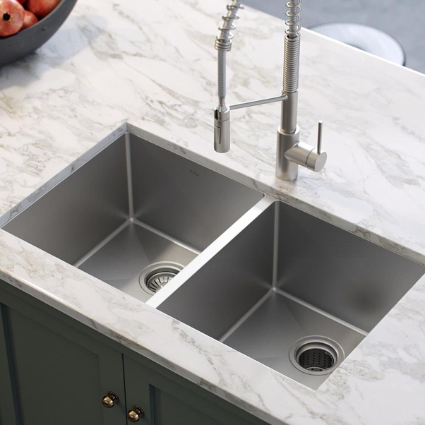 What Is The Optimal Design For A Kitchen Sink And Faucet Quora