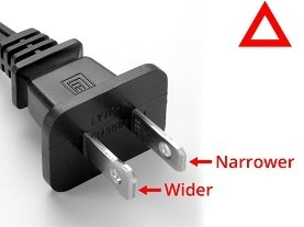 Why doesn\'t it matter which way I put the electrical plug in the ...