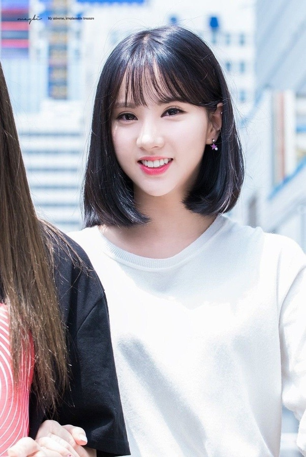 Who Are Some Female K Pop Idols Who Look Best In Short Hair Quora