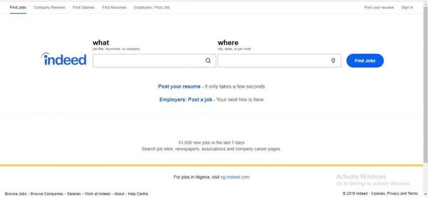 What are the top job portals in India, like Naukri, 4jobz