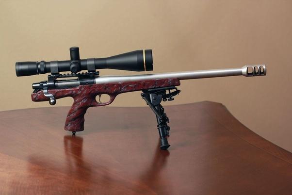 What pistol could shoot the longest range? - Quora