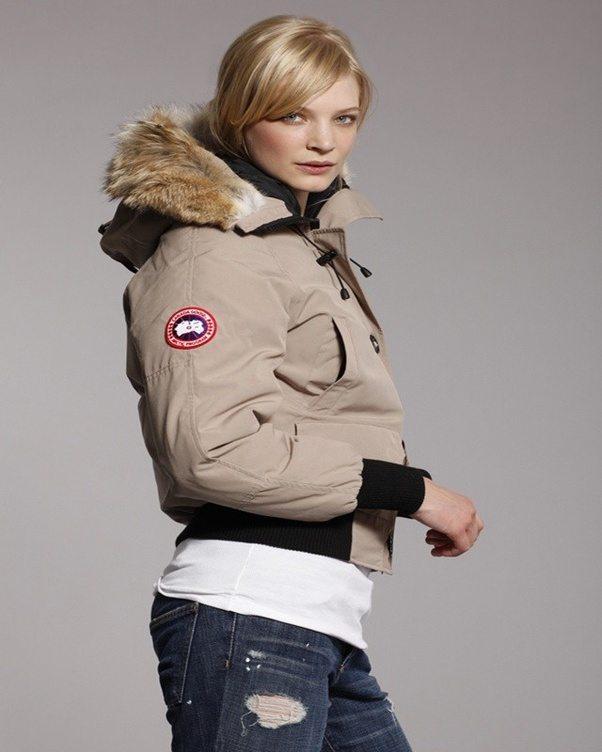canada goose nouveau modele