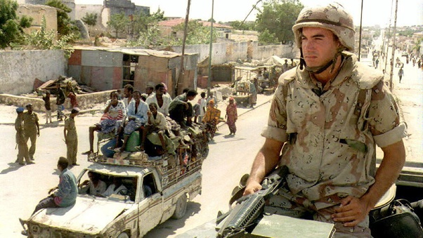 Why Were There No Marines In Mogadishu Quora