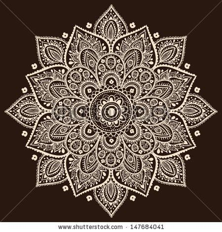 What does a traditional Indian mandala look like? - Quora | 450 x 470 jpeg 70kB