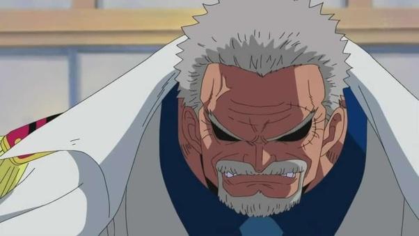 Could Garp defeat Akainu? - Quora