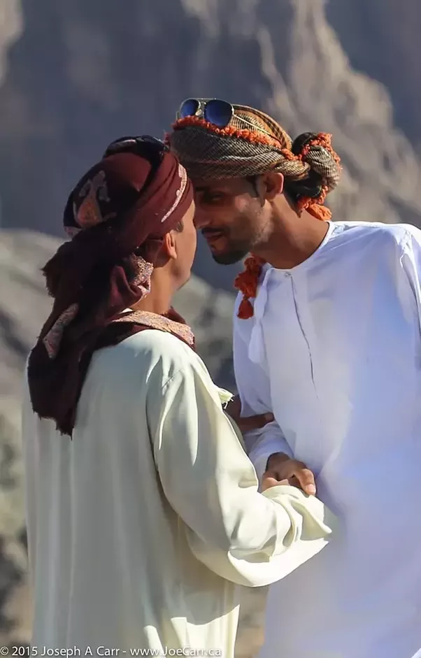 Why does the arab community kiss to greet each other quora new zealand hongi m4hsunfo