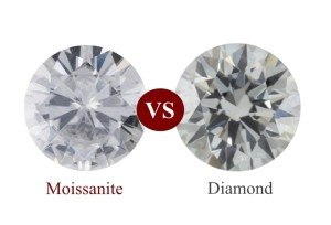 what is the difference between moissante and a real diamond quora