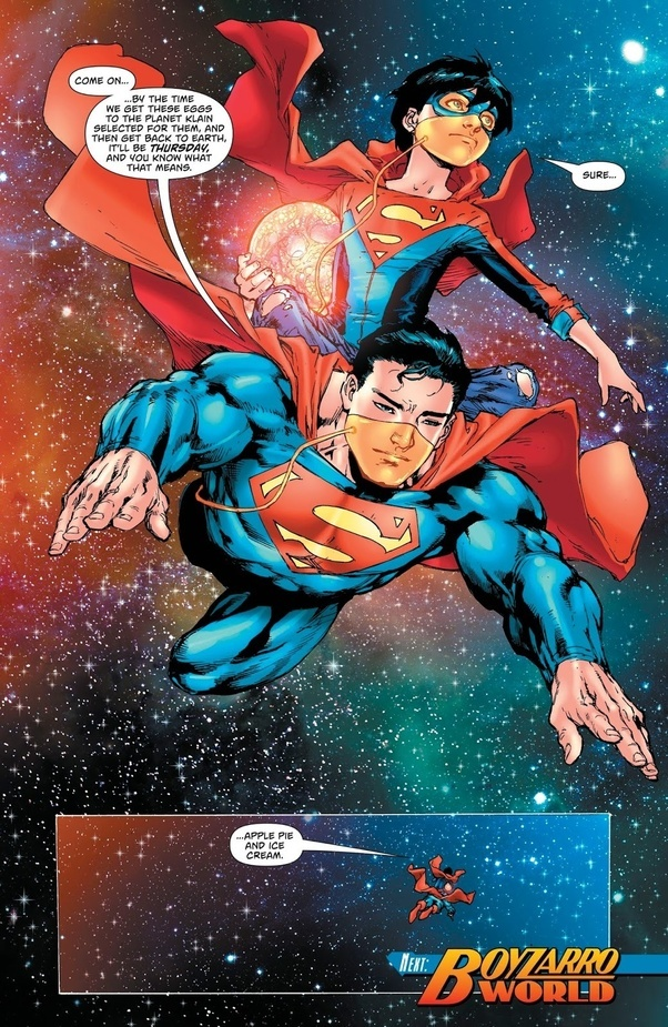 How can Superman breathe in outer space? - Quora