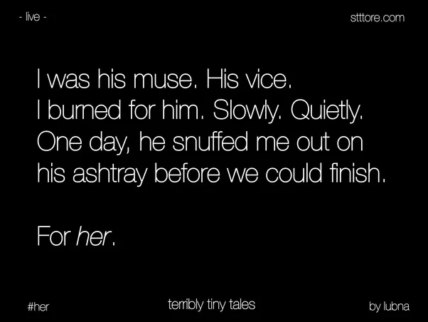 What Are Some Of The Best Terribly Tiny Tales That You