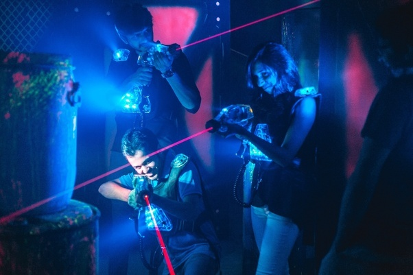 What Are Some Great Places To Play Laser Tag In Mumbai And