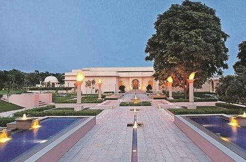 3 Jw Marriott Hotel Chandigarh Situated Near The Airport Of Town Becomes One Ideal Places For Travelers To Drop In