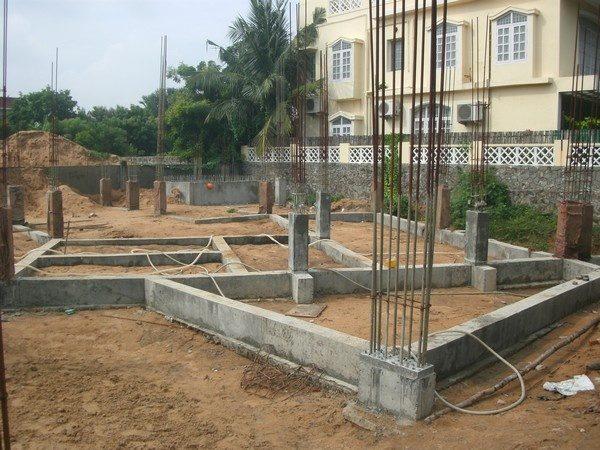 Building A Concrete Wall Foundation