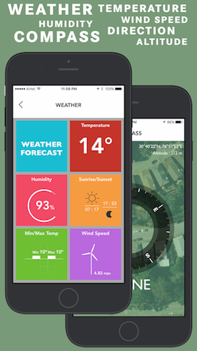 Which Is The Best AltimeterBarometer App For The IPhone Quora - Best altitude app