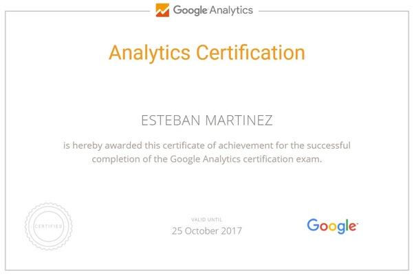 How to get Google Analytics certification - Quora