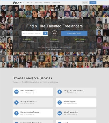 ... can simply register for free, create your profile and define web  development services you can offer. You can either search for jobs and  submit proposals ...