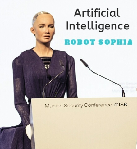 Is the Sophia intelligent robot really intelligent? Are we
