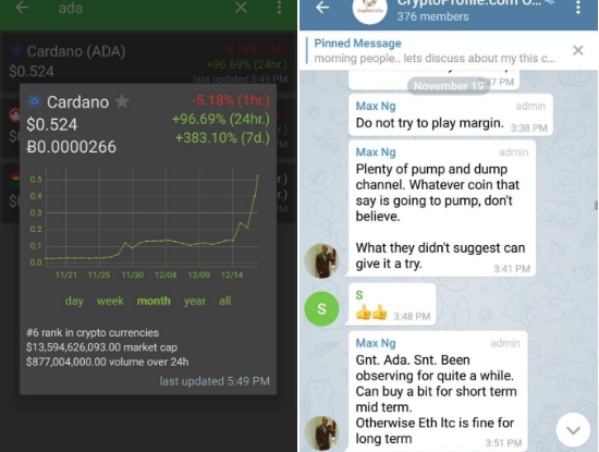 How much can you make day trading crypto