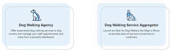 Which company can provide me an online dog-walking app? - Quora