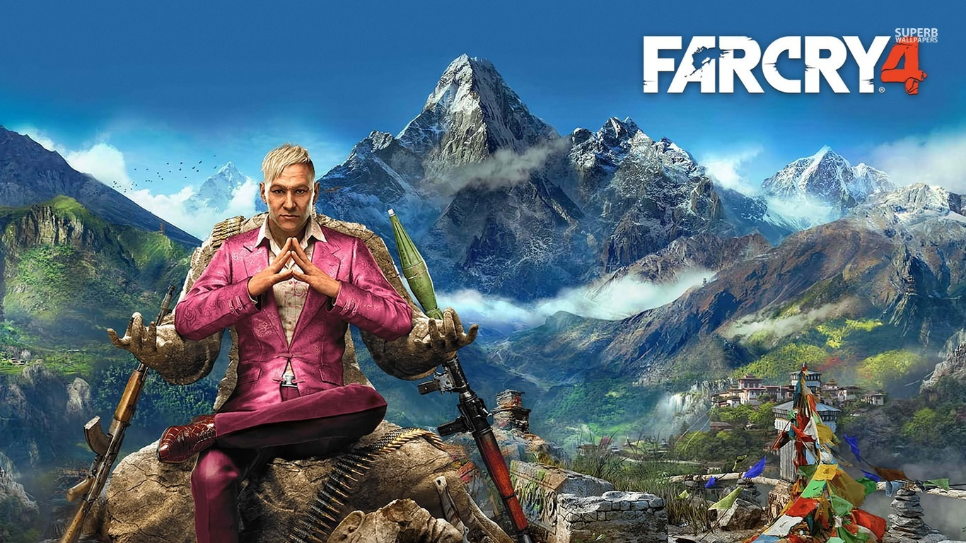 What Do Indians Think Of The Game Far Cry 4 And The Hero Ajay