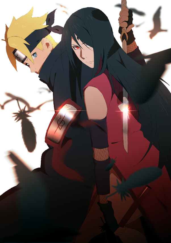 What Is The Potential Of Sarada Uchiha In Boruto How Powerful Can She Become In Her Prime Quora