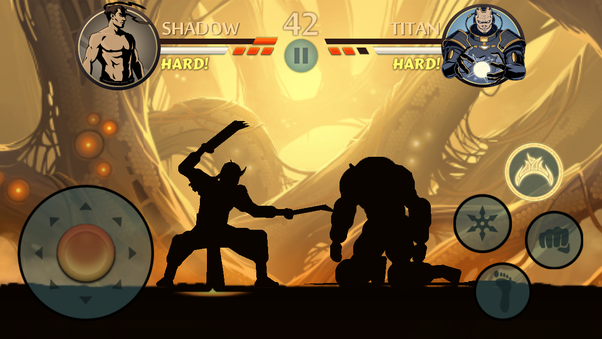 How many people have defeated Titan in Shadow Fight 2? - Quora