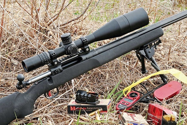 What caliber rifle is the most accurate? - Quora