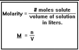 molarity and normality relationship quiz