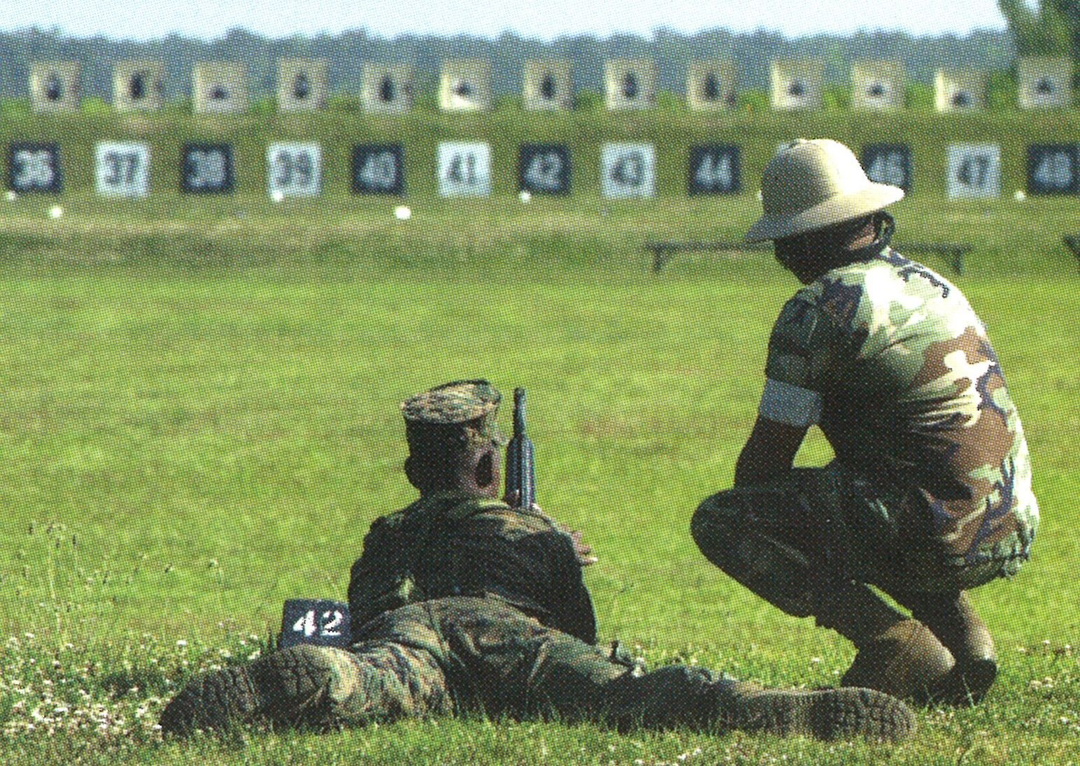 How Much Tougher Are The Marksmanship Requirements For Us
