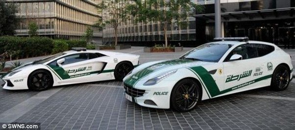 What Kind Of Cars Do Police Use In Highspeed Chases Quora - Sports cars vs police