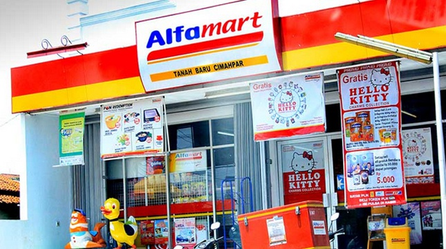Dota 2 List: Gaji Karyawan Alfamart Vs Indomaret