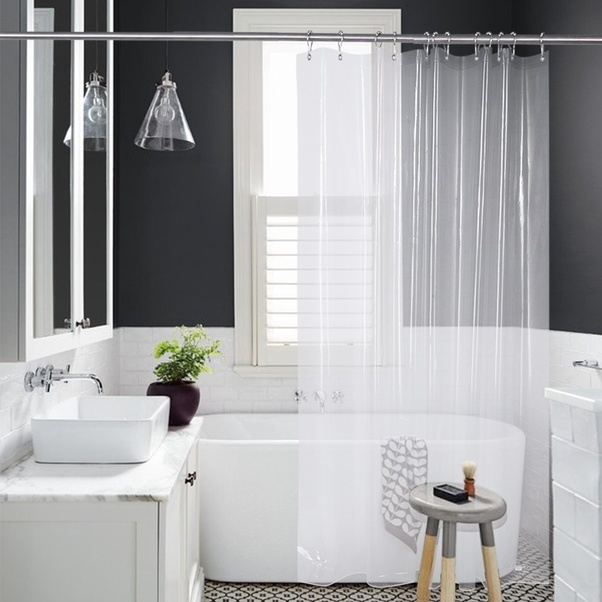 How often should you replace a shower curtain liner How often should you change your shower curtain