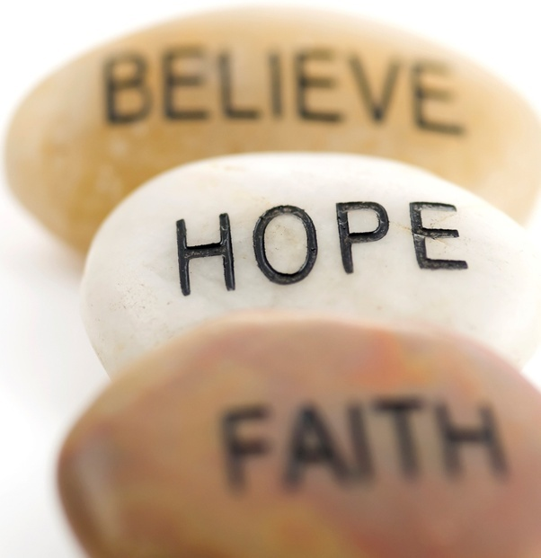 What does Hebrews 11:1 mean? What does it mean to have faith in