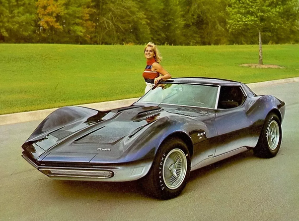 corvette changes by year