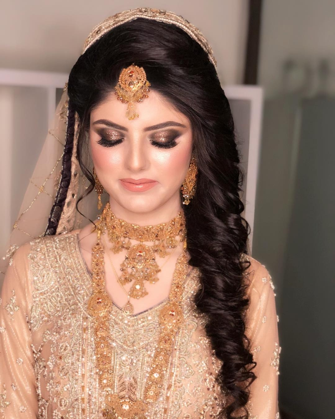 Which Are The Best Pakistani Bridal Hairstyles Quora