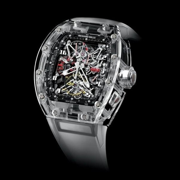 What make Richard Mille's watch so special (expensive ...
