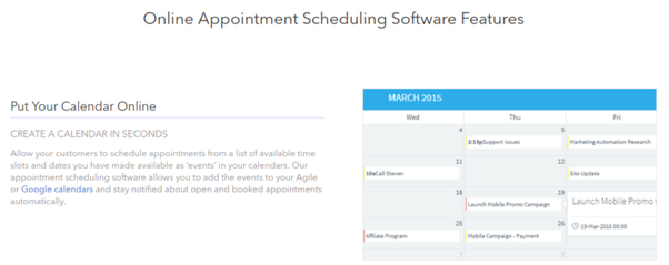 What is a good online interview/appointment scheduling tool