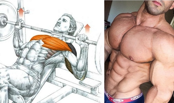 How to get big muscles without gym with pictures