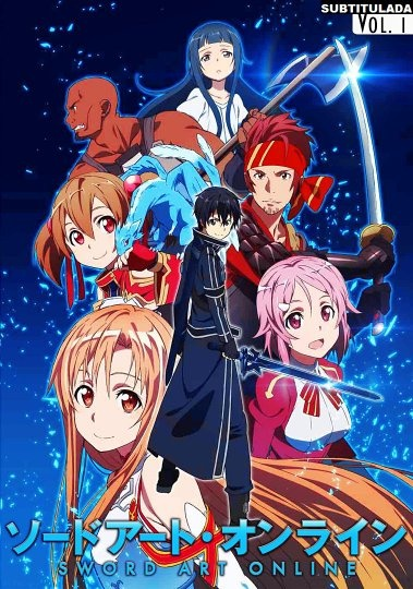 The Story Begins In 2022 When A New Virtual Reality Massively Multiplayer Online Role Playing Game VRMMORPG Called Sword Art Gets Released