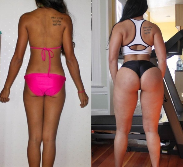 b23a5a7b8e What are the best ways to get a bigger bum and wider hips? - Quora