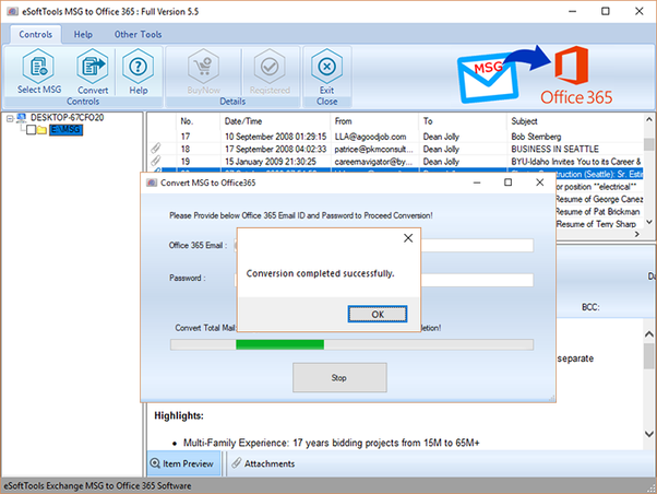 How to import an  msg file in an Office 365 mail account - Quora