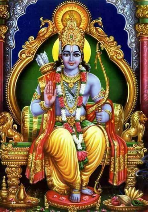 How would you describe the personality of lord rama quora its the love of mahadev for lord ram that he decided to come in the form of hanuman ji to help lord ram in the establishment of dharma freerunsca Choice Image