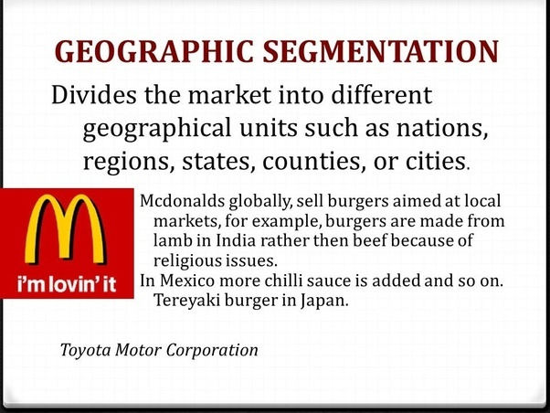 tourism market segmentation analysis Visitors to nsw can be segmented in multiple ways including area of  cultural  tourism is a niche market segment with a focus on heritage and.