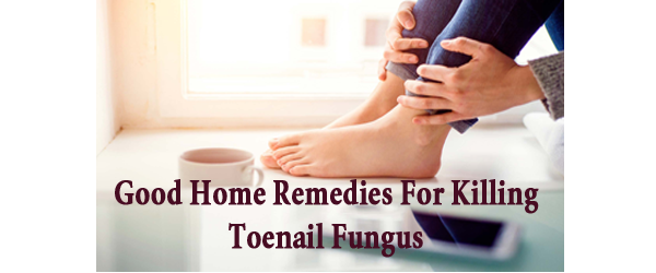 Are there any good home remedies for killing toenail fungus? - Quora