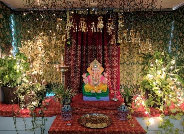 Best Ideas For Ganpati Decorations