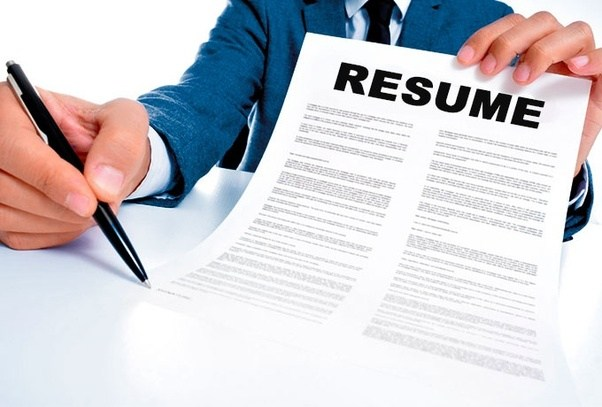 Good resume writing service