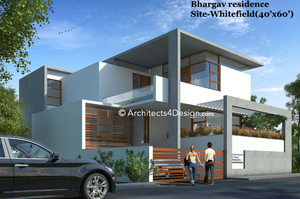 what are the best architecture firms in bangalore quora