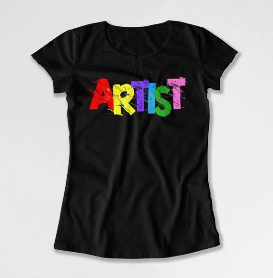 Can I Paint On A T Shirt Using Acrylic Paint Quora